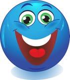 Lachender smiley Lizenzfreie Stockfotos