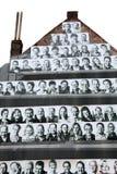 Lachendes lächelndes Haus lizenzfreie stockfotografie