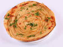 Lachha Parantha Stock Images