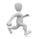 Lack-Läufer lizenzfreie abbildung