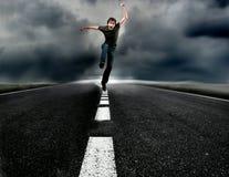 Lack-Läufer 25 Lizenzfreies Stockfoto