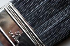Lack-Pinsel Lizenzfreie Stockfotos