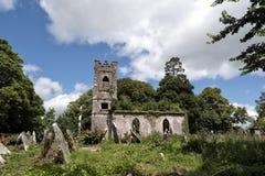 Lackaroe-Kirche stockbilder