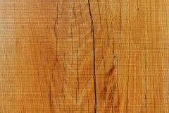 Lackat träbräde Royaltyfria Bilder