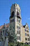 Lackawanna County Gericht, Scranton, Pennsylvania lizenzfreies stockbild