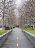 Lackawanna-Park lizenzfreie stockbilder