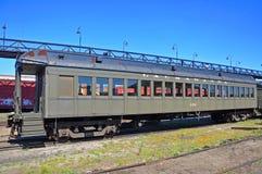 Lackawanna-Personenkraftwagen, Scranton, PA, USA stockbilder
