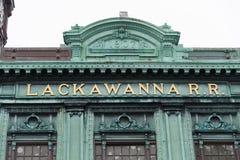 Lackawanna r r Стоковое фото RF