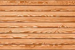 Lackierte Bretter mit natürlichem Muster, hölzerne Beschaffenheit Stockbilder