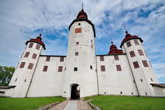 Lacko castle in Sweden Royalty Free Stock Image