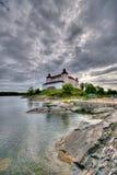 Lacko castle in Sweden Royalty Free Stock Image