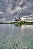 Lacko castle in Sweden Stock Photo