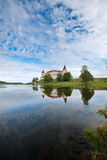 Lacko castle in Sweden Royalty Free Stock Photos