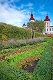 Lacko castle in Sweden. Europe royalty free stock photo