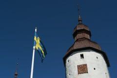 Lacko castle Stock Photos