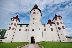 Lacko Schloss in Schweden Lizenzfreies Stockbild