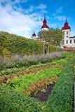 Lacko Schloss in Schweden Lizenzfreies Stockfoto