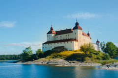 Lacko Slott, Σουηδία στοκ φωτογραφία