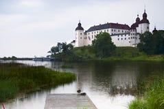 Lacko slott royaltyfri foto