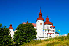 Lacko Slott, Suécia Imagem de Stock Royalty Free