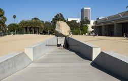 LACMA - Den Los Angeles County konstmuseet som är stor vaggar, på Augusti 12th, 2017 - Los Angeles, CA royaltyfri foto
