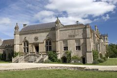Lacock Abbey 3 Royalty Free Stock Images