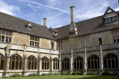 Lacock Abbey 4 Stock Photography