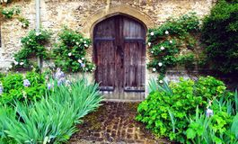 Lacock Abbey, Wiltshire, England Stock Photography
