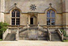 Lacock abbey, England Stock Photos