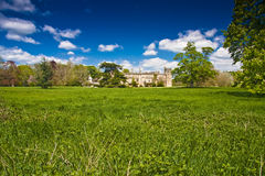 Lacock Abbey Wiltshire. English country house and farming estate Lacock abbey wiltshire Royalty Free Stock Photography
