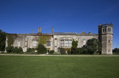 Lacock Abbey  Stock Photo