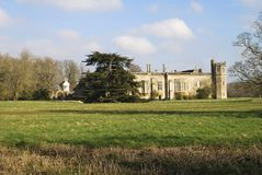 Lacock Abbey. Wiltshire. England Royalty Free Stock Photos