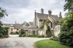 Lacock Abbey, Wiltshire Stock Photo