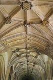 Lacock-Abtei in England Stockfotos