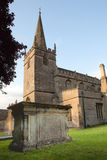 Lacock church tower Stock Images