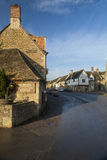 Lacock Village Stock Photo