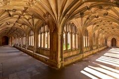 LacockAbbey de Inglaterra Imágenes de archivo libres de regalías