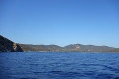 Lacona in Elba Island Stockbild