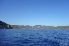 Lacona i Elba Island Arkivfoton