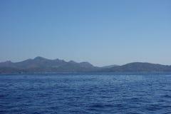 Lacona i Elba Island Arkivbild