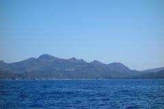 Lacona i Elba Island Arkivbilder