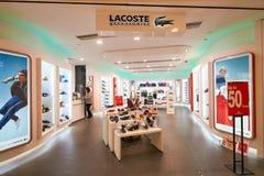Lacoste Royalty Free Stock Photos