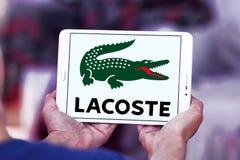 Lacoste logo Royalty Free Stock Photography