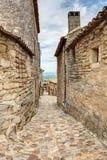 Lacoste - Luberon - Provence Frankrike Royaltyfri Foto
