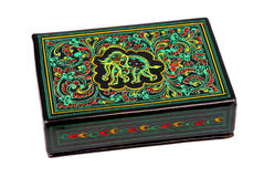 Lacquer box Stock Photography