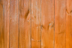 Lacquered wooden wall Stock Photo
