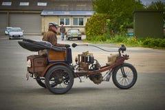 1898 Lacroix La Nef无盖二轮轻便马车 免版税库存照片