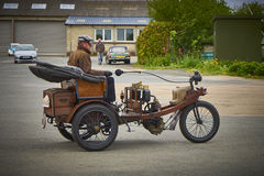 Lacroix-La Nef-Tilbury 1898 Lizenzfreie Stockfotos