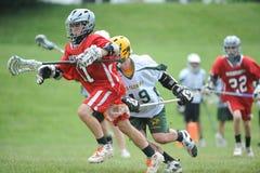 lacrosse fotografia de stock royalty free
