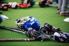 lacrosse imagens de stock